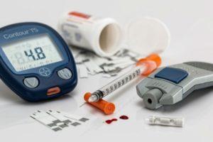«Впервые диагностированный сахарный диабет»