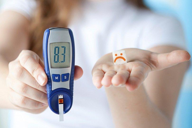 T быть одному с диабетом