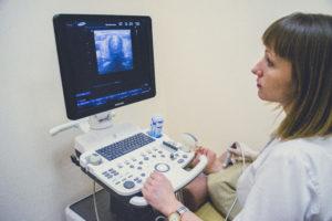 УЗД щитовидной железы в клинике «Эндокрин Медикал»